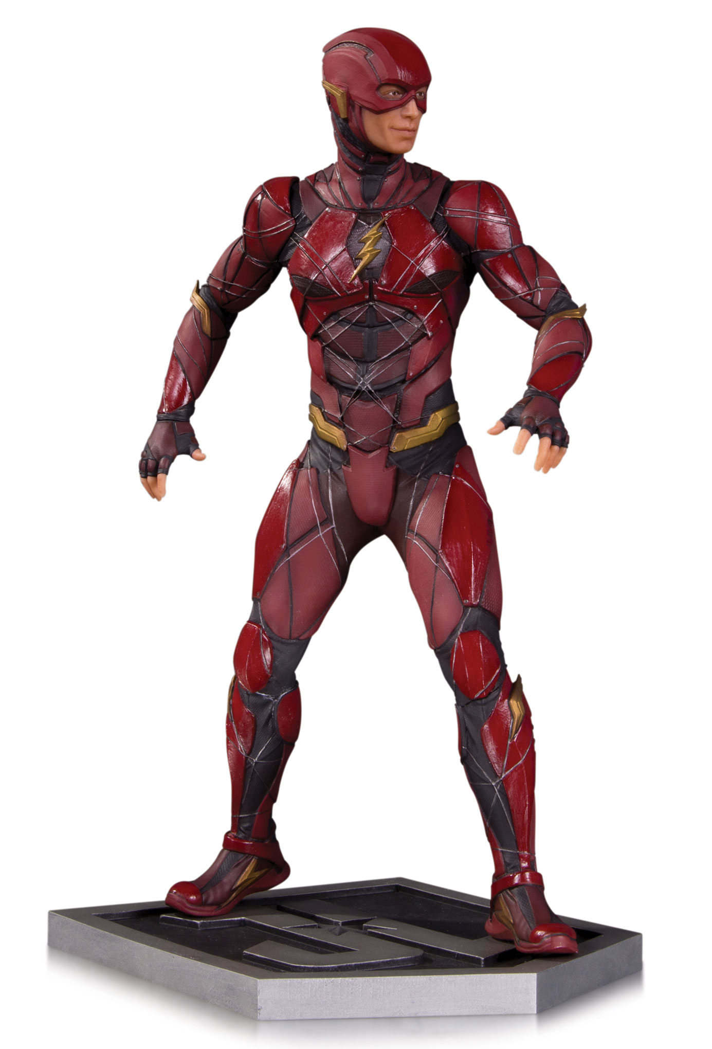 ab96ef368b Home/Shop/DC Comics. Justice League Movie Statue The Flash 32 cm