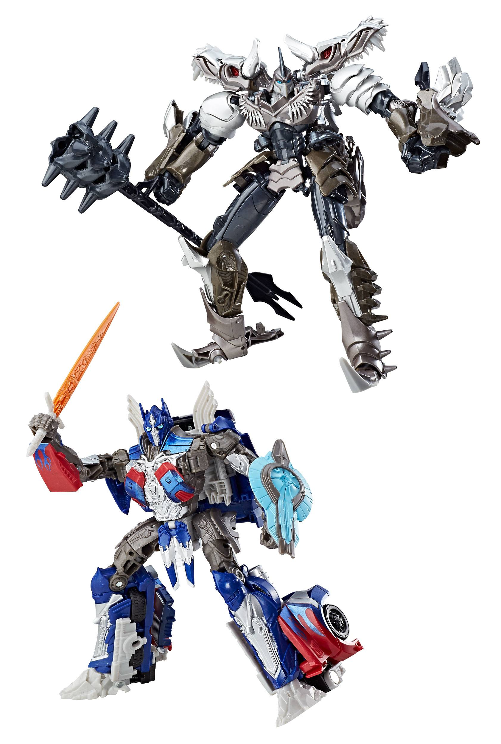 Transformers The Last Knight Premier Edition Voyager