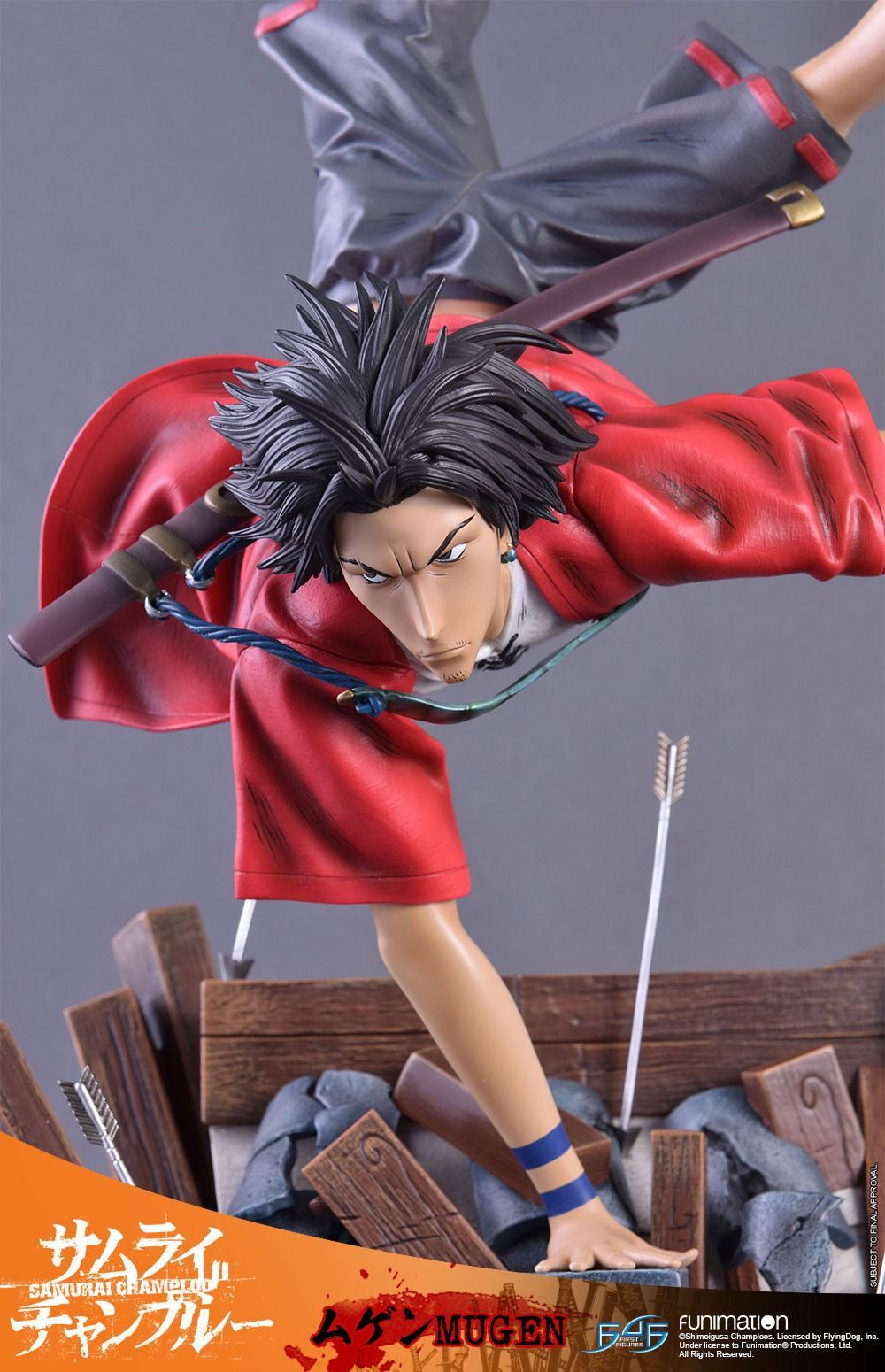 Mugen Samurai Champloo