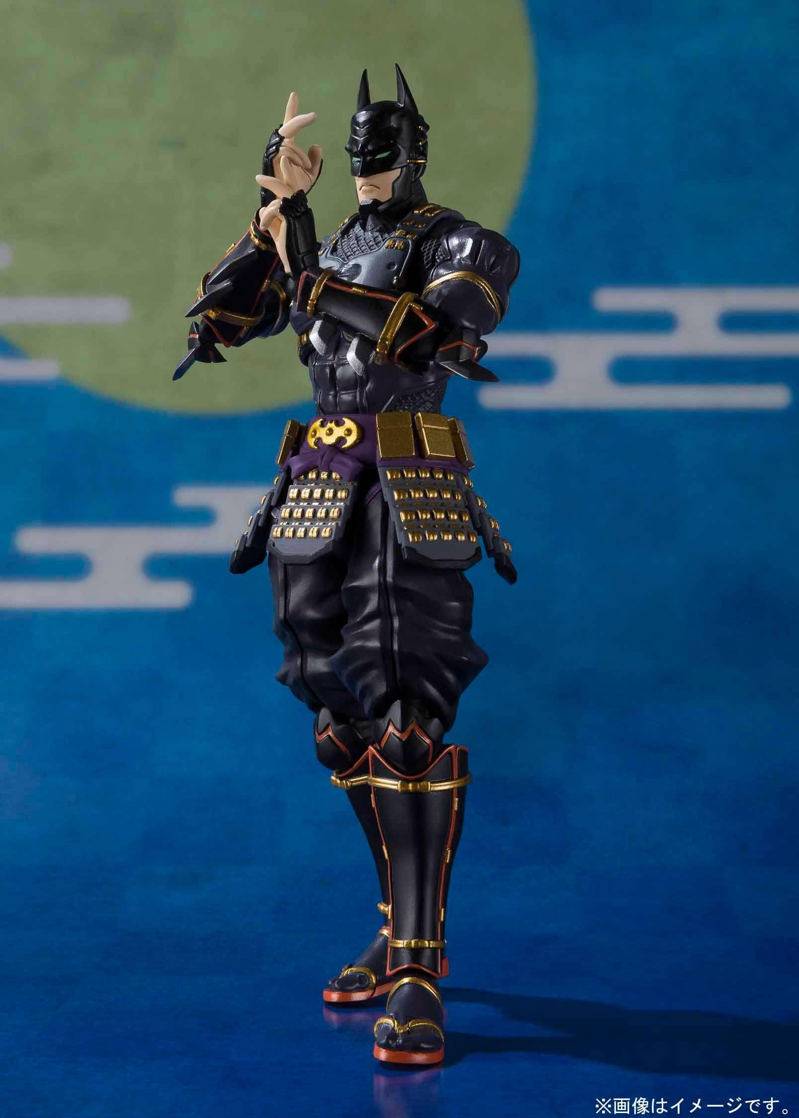 Batman Ninja S.H. Figuarts Action Figure Ninja Batman 16 cm - Animegami Store