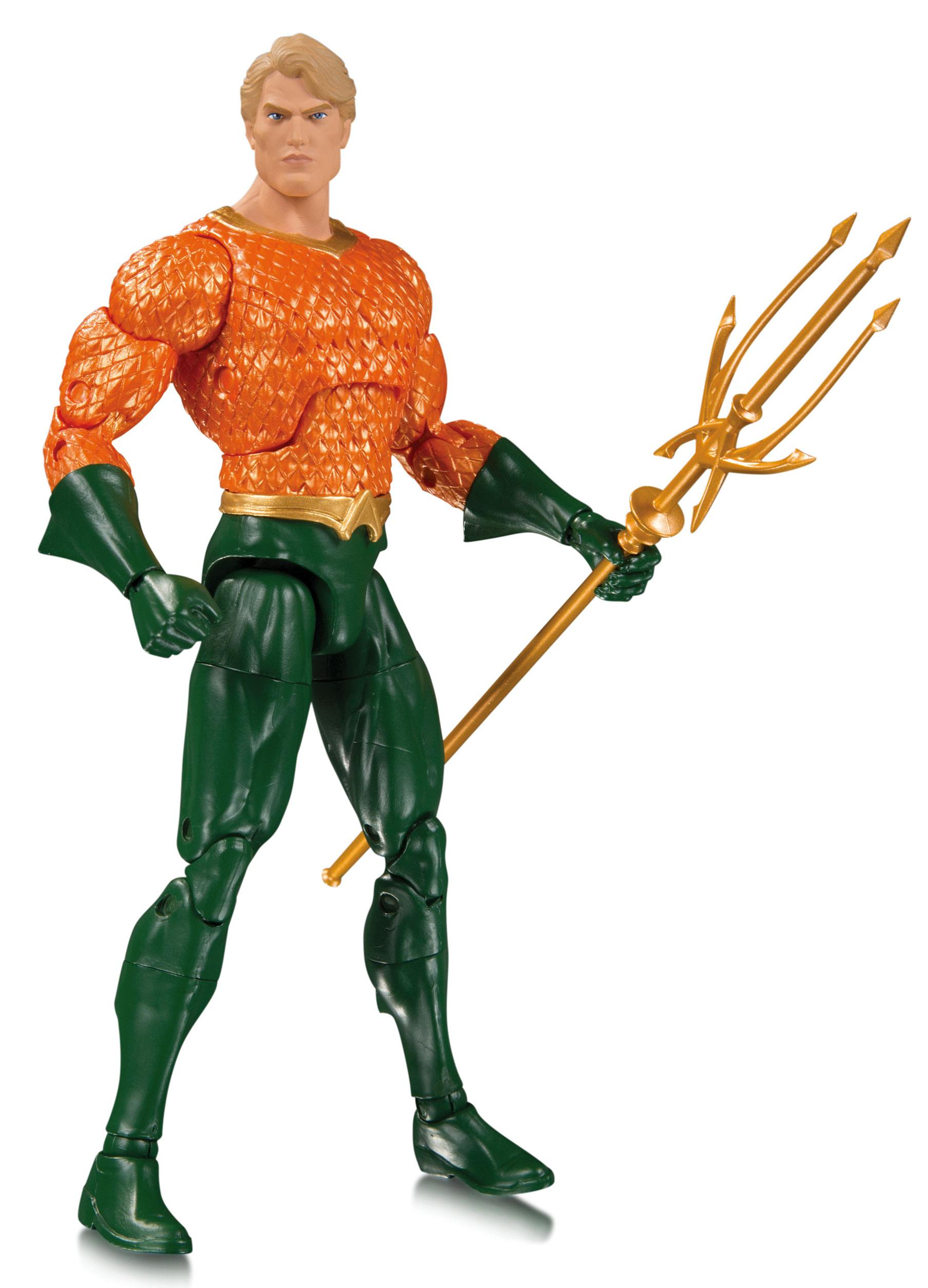 "Aquaman DC Collectibles DC Essentials 7 of 8 Collectible 7/"" Figure"
