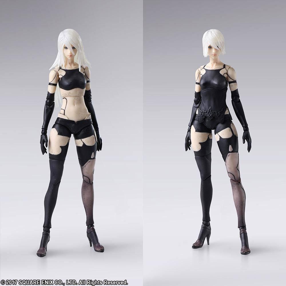 NieR Automata Bring Arts Action Figure A2 (YoRHa Type A No. 2) 15 cm -  Animegami Store