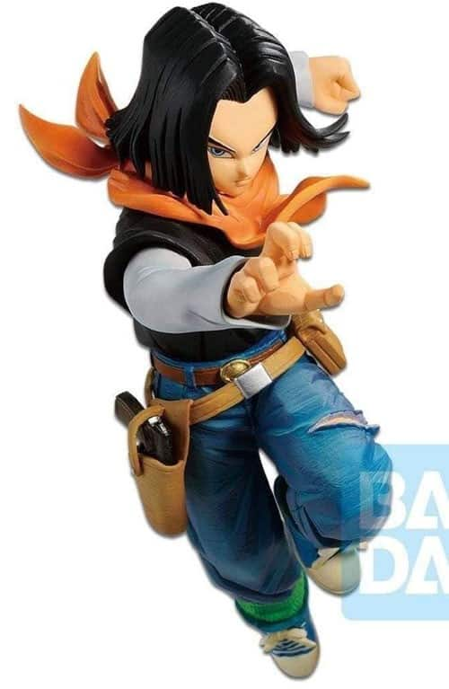 android-17-banpresto