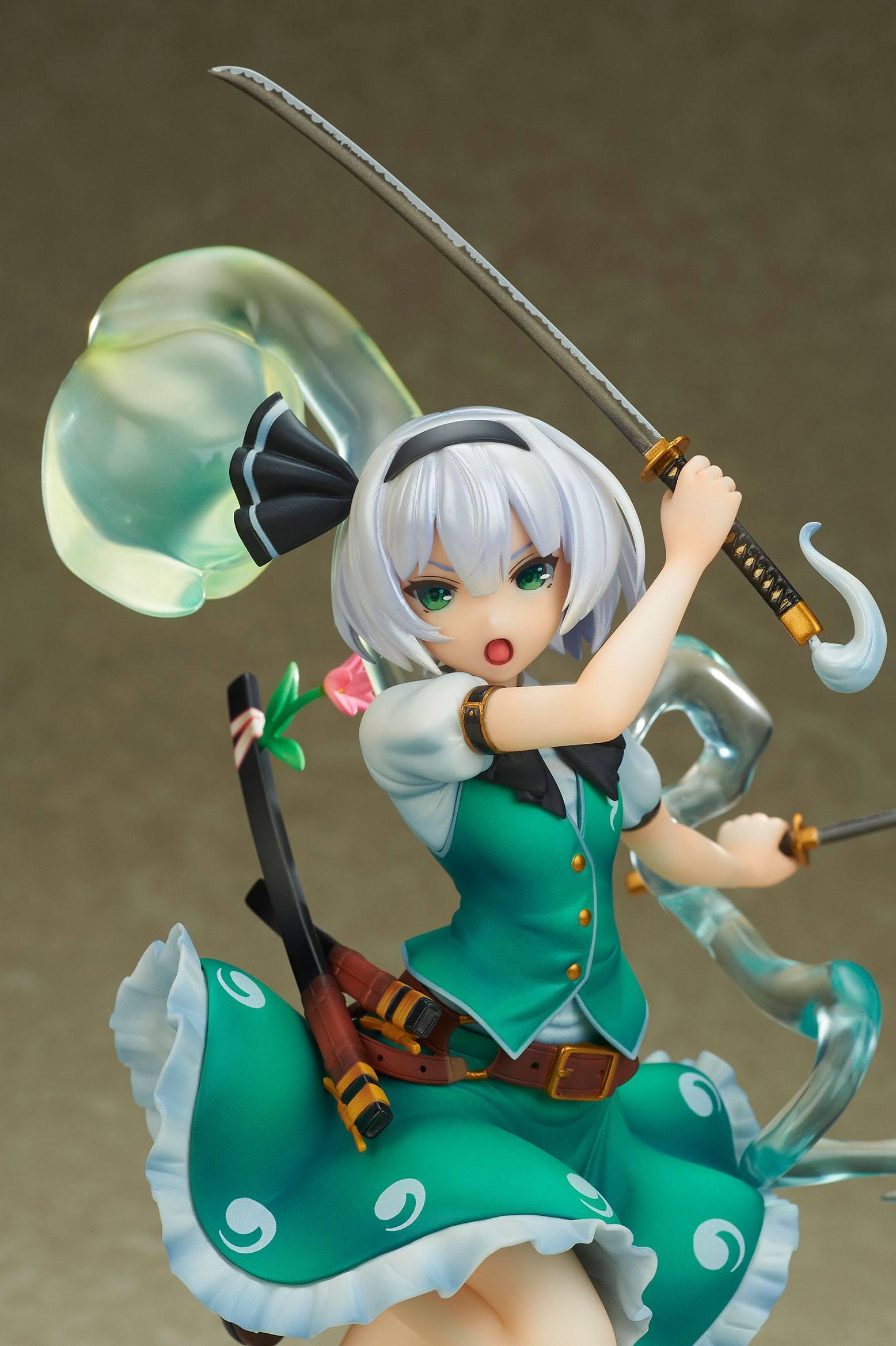 Touhou Project Statue Youmu Konpaku 20 cm - Animegami Store