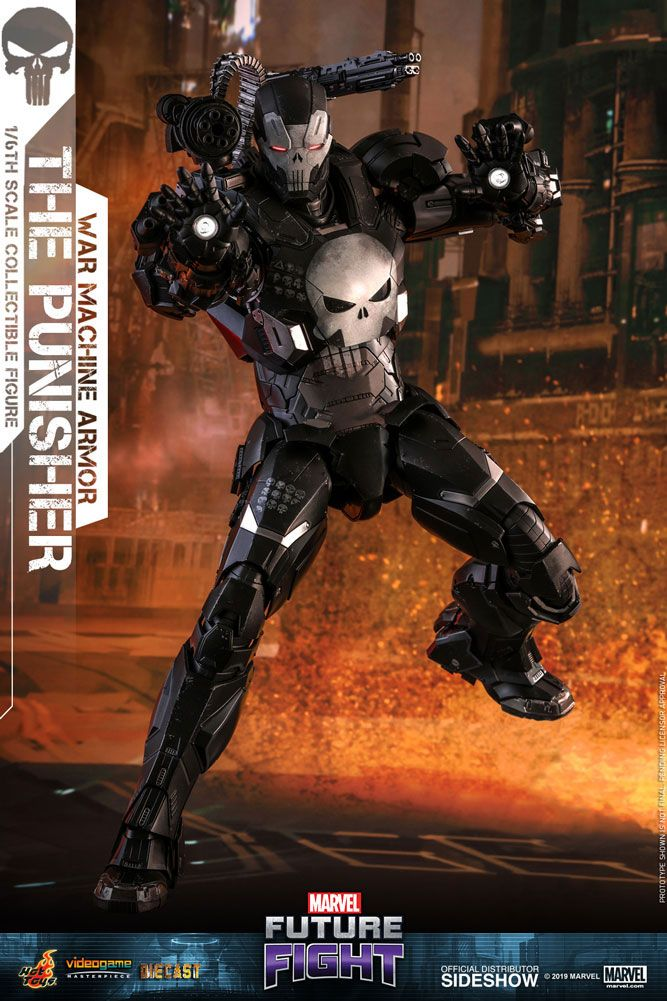 Marvel Future Fight Video Game Masterpiece Action Figure 1 ...