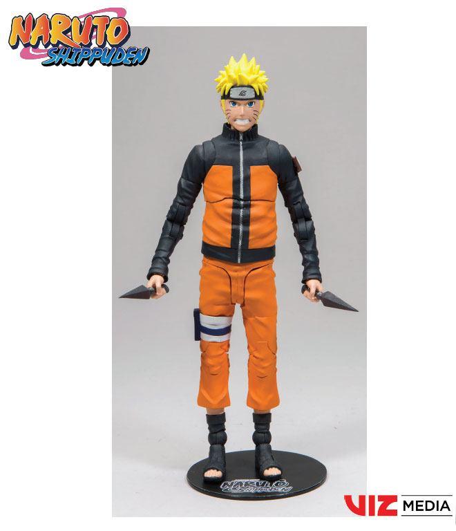Naruto Shippuden Actionfigur Naruto 18 cm