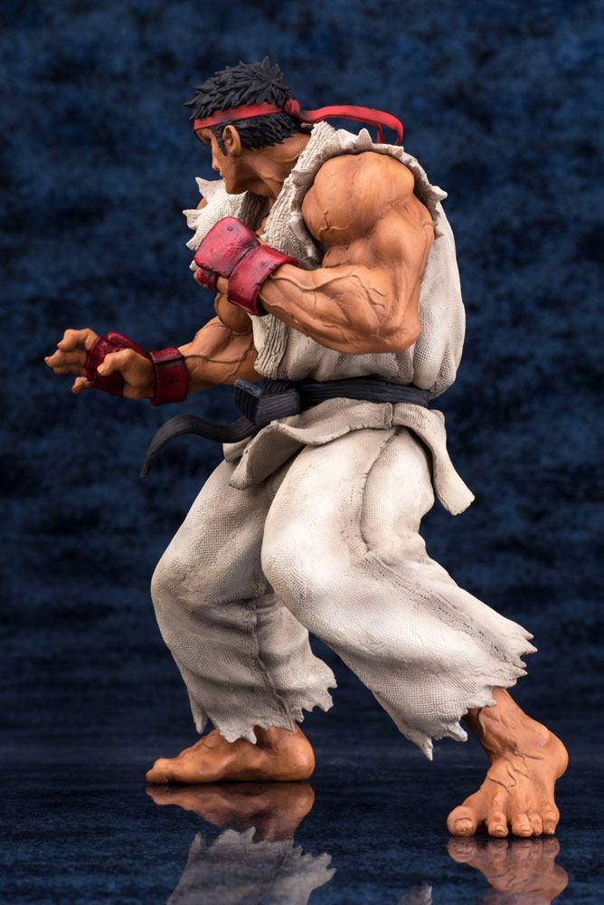 Street Fighter III 3rd Strike Fighters PVC Statue 1/8 Legendary Ryu 21 cm -  Animegami Store