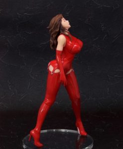 Original Character Statue 1/6 Bondage Lily Ver. II Red 27 cm