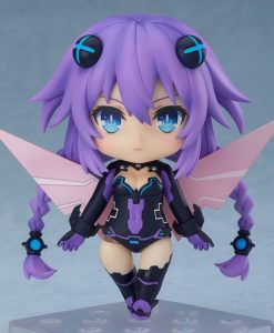 Hyperdimension Neptunia Nendoroid Action Figure Purple Heart 10 cm