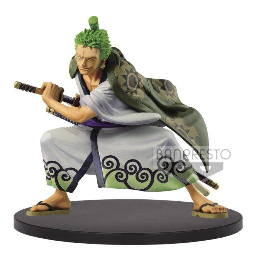 One Piece King Of Artist PVC Statue Roronoa Zoro 14 cm