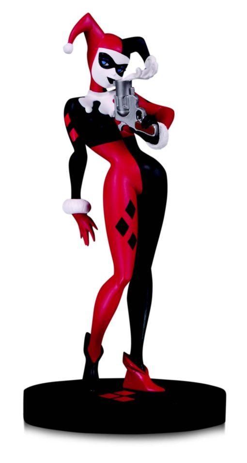 DC Designer Series Statue Harley Quinn by Bruce Timm 19 cm