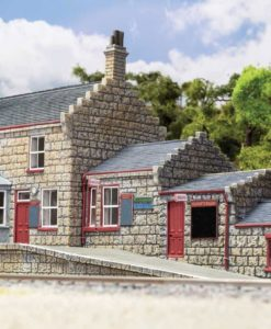 Harry Potter Model Railway Building 1/76 Hogsmeade Station - General Office