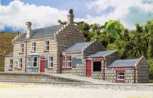 Harry Potter Model Railway Building 1/76 Hogsmeade Station – General Office