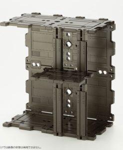 Hexa Gear Plastic Model Kit 1/24 Expansion Pack Block Base 02 Panel Option A 15 cm