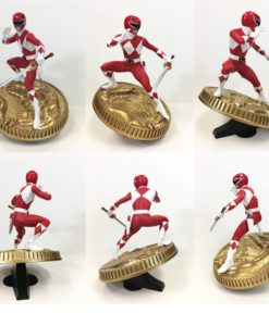 Mighty Morphin Power Rangers PVC Statue Red Ranger 23 cm