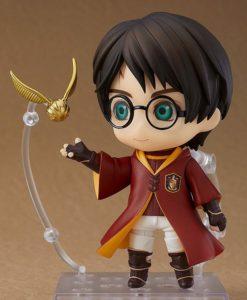 Harry Potter Nendoroid Action Figure Harry Potter Quidditch Ver. 10 cm