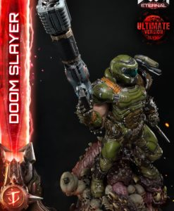 Doom Eternal Action Figure Marauder 18 Cm Animegami Store