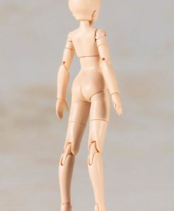 Frame Arms Girl Plastic Model Kit Hand Scale Prime Body 7 cm