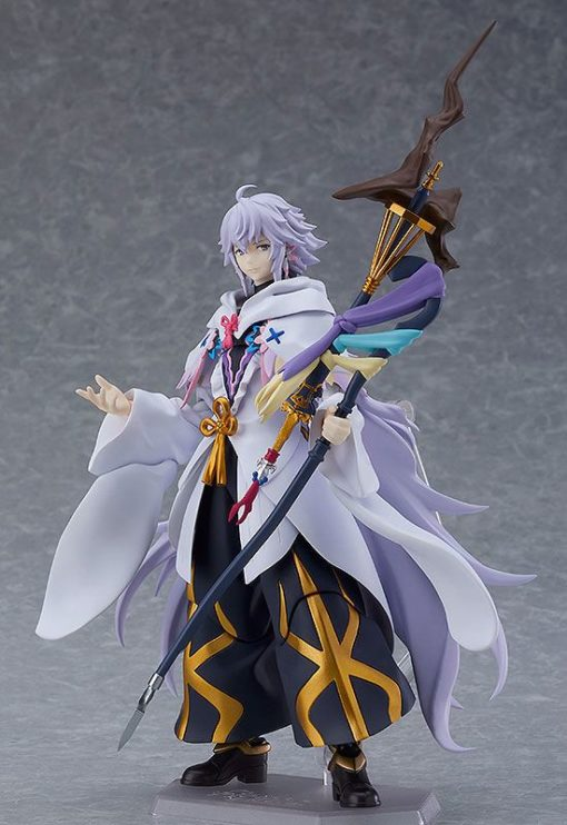 Fate/Grand Order Absolute Demonic Front: Babylonia Figma Action Figure Merlin 16 cm