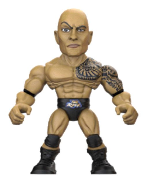 WWE Action Vinyls Mini Figure 8 cm The Rock Returns