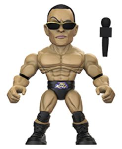 WWE Action Vinyls Mini Figure 8 cm The Rock