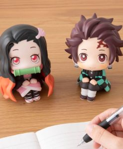 Demon Slayer Kimetsu no Yaiba Look Up PVC Statues Tanjiro & Nezuko Limited Ver. 10 - 11 cm