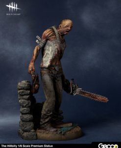 Dead by Daylight PVC Statue 1/6 The Hillbilly 31 cm