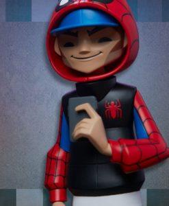 Marvel Designer Series Vinyl Statue Spider-Man by kaNO 21 cm