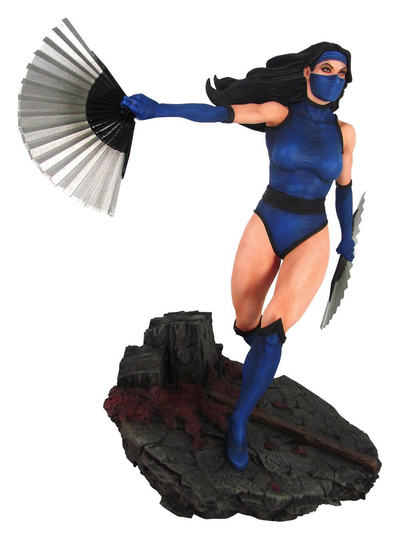 Mortal Kombat 11 Gallery PVC Statue Kitana - Animegami Store