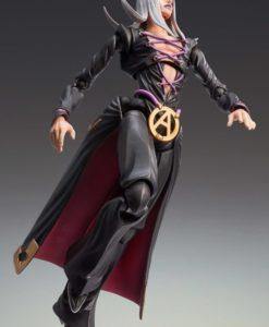 JoJo's Bizarre Adventure Super Action Action Figure Chozokado (Leone Abbacchio) 16 cm