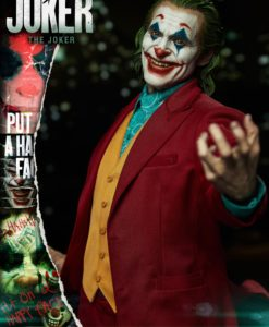 The Joker Museum Masterline Statue 1/3 Joker Bonus Version 70 cm