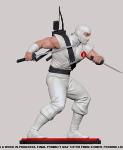 G.I. Joe PVC Statue 1/8 Storm Shadow