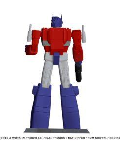 Transformers PVC Statue Optimus Prime 23 cm