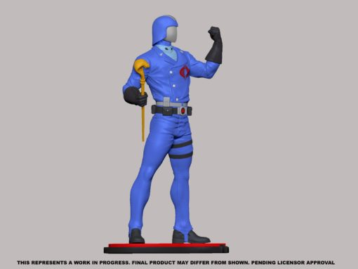 G.I. Joe PVC Statue 1/8 Cobra Commander