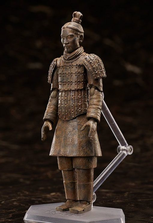 The Table Museum -Annex- Figma Action Figure Terracotta Army – Terracotta Soldier 15 cm