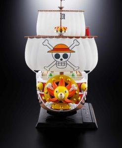One Piece Chogokin Diecast Model Thousand Sunny 38 cm