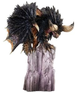 Monster Hunter PVC Statue CFB Creators Model Arch-tempered Nergigante 32 cm