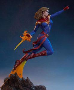 Avengers Assemble Statue 1/5 Captain Marvel 41 cm