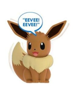 Pokémon Interactive Figure My Partner Eevee