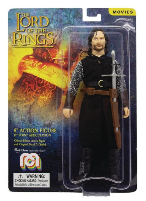 Lord of the Rings Action Figure Aragorn 20 cm