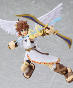 Kid Icarus: Uprising Figma Action Figure Pit 12 cm