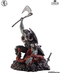 Frazetta Legacy Series Statue 1/6 Death Dealer 34 cm