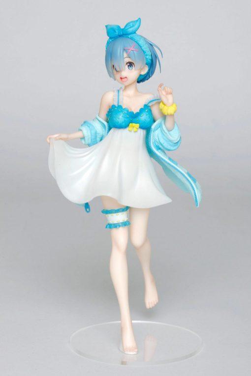 Re:Zero PVC Statue Rem Room Wear Ver. 23 cm