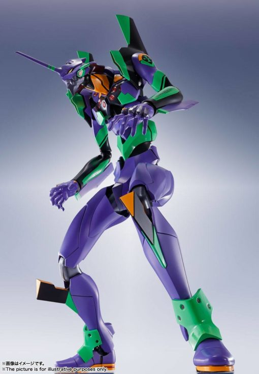 Rebuild of Evangelion DYNACTION Action Figure Evangelion Test Type-01 40 cm