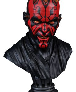 Star Wars Episode I Legends in 3D Bust 1/2 Darth Maul 25 cm