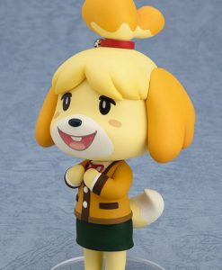 Animal Crossing New Leaf Nendoroid Action Figure Shizue Isabelle Winter Ver. 10 cm