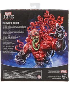 Marvel Legends Series Action Figure 2020Marvel's Toxin 15 cm