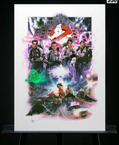 Ghostbusters Art Print Ghostbusters 46 x 61 cm - unframed