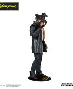 Cyberpunk 2077 Action Figure Takemura 18 cm