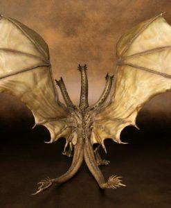 Godzilla: King of the Monsters Chou Gekizou Series PVC Statue King Ghidorah 53 cm